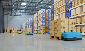 The business model of wholesale distributors